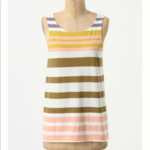 Anthropologie Tops - Anthropologie Meadow Rue Kimberly Tank Top
